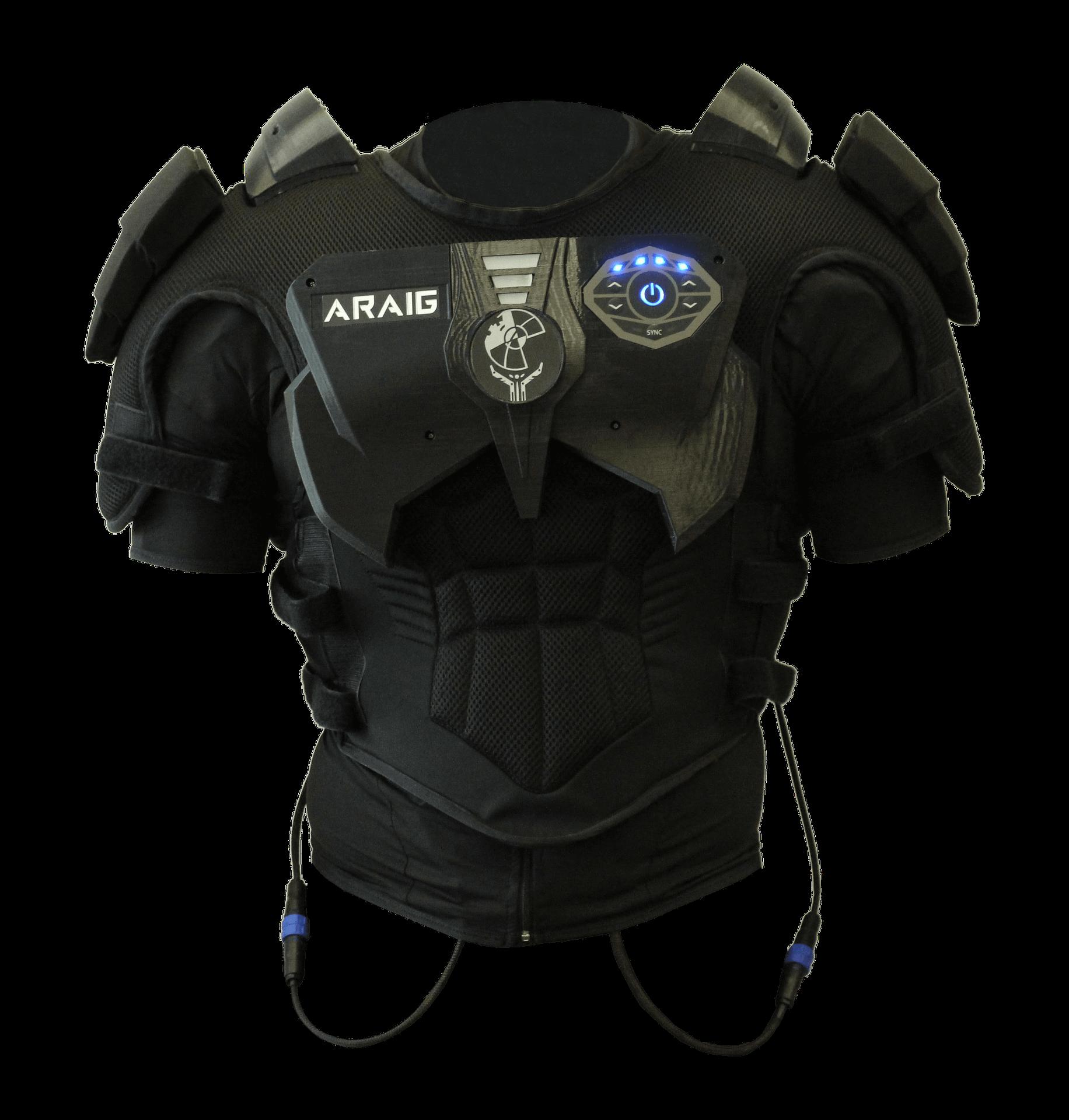 ARAIG vest